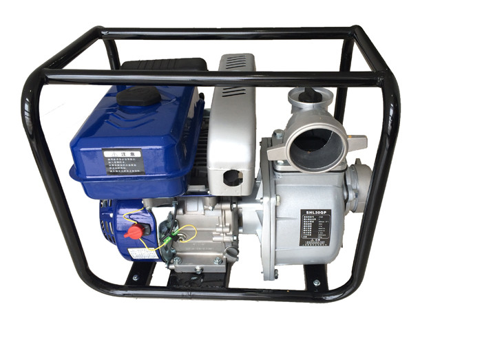 2 Inch Gasoline Engine Gas Powered High Pressure Water Pumps With 4 Stroke Engine