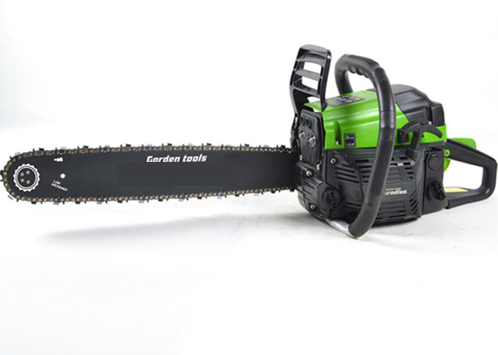 38CC  Anti Vibration Gas Powered Chain Saw for personal use , Gasoline Garden Tools