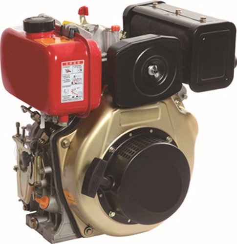 Air cooled single cylinder OHV yanmar type 4.5kw small diesel marine engine 7HP 178F