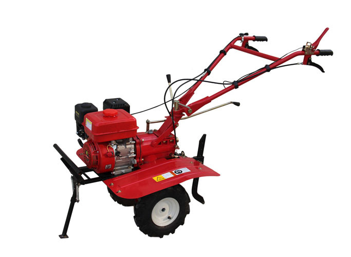 6.5HP Gasoline tiller OHV25 Rotary cultivator for ditching , ploughing