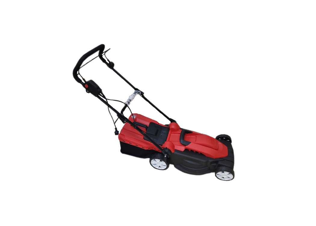 2000W Electric Lawn Mower With Brush Motor / 18 Inch Garden Lawnmower